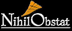 Nihil Obstat Logo